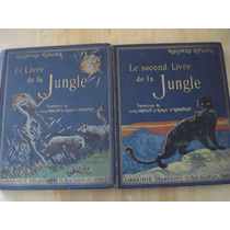 Le Livre De La Jungle + Le Second Livre - Rudyard Kipling