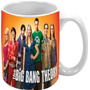 Caneca Personalizada The Big Bang Theory Série Seriado
