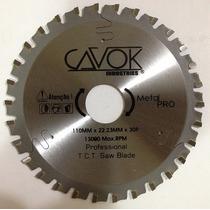 Disco De Serra Multicorte 125mm Aço/ferro/madeira/alumínio