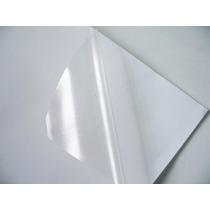 Adesivos Vinil Transparente A4 Impressora Laser Frete Grátis