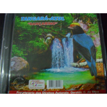 Cd -de Pássaros O Canto Secreto -do Tangara Azul