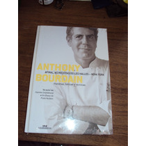 Livro As Receitas Do Les Halles-nova York Anthony Bourdain