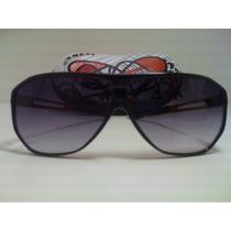 Óculos Reef Montoya Black 00167-006 Novo Com Nf