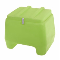 Baú Plástico 80 Litros Para Moto Pro Tork Verde