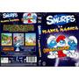 Dvd Os Smurfs E A Flauta Magica Frete 6,00 Original Lacrado