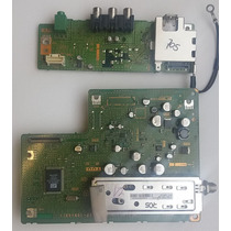 Principal Sony Klv-40w300a Sinal/av - (1-728-810-22) 1-874-1
