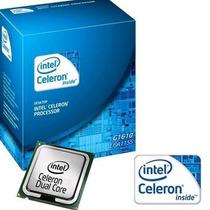 Processador Intel Celeron Dual Core G1610 2,6ghz S1155 Box