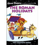 Dvd Roman Holidays Complete Series =import= Novo Lacrado
