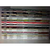 Coleção Revistas Playboy + 150 Revistas Oportunidade Unica
