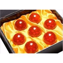 7 Esferas Do Dragão Dragon Ball Original Pronta Entrega