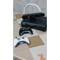 Xbox 360 Elite 120g Kicnet 2 Controle