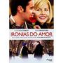 Dvd Ironias Do Amor - Jesse Bradford E Elisha Cuthbert