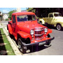 Borrachas Kit K(jogo) Pick-up Willys 1948 A 1959