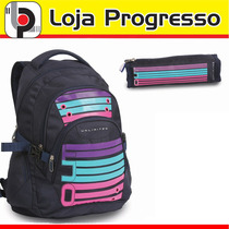 Mochila Out Feminino Unlimited - Dermiwil 51121/51119