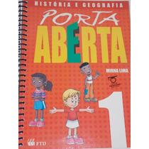 Porta Aberta História/geografia 1 Mirna Lima- Livro Do Prof