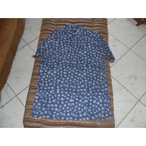 Camisa Tipo Bata Tommy Hilfiger Feminina Original Importada