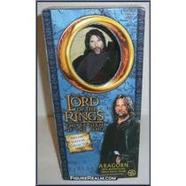 Boneco Senhor Dos Aneis Edição Especial Aragorn