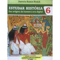 Estudar História 6, Das Origens Do Homem À Era Digital -patr