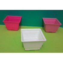 Vasinho Plástico Centro De Mesa Lembrancinha Kit C/50