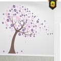 Adesivo Decorativo - Árvore Love The Spring - Tamanho G