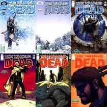 Hq The Walking Dead - Vol 2 - Edições 7,8,9,10,11 E 12