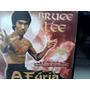 Dvd Bruce Lee A Furia Do Dragao Original