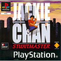 Patch Jackie Chan Stuntmaster Para Ps1 / Ps2