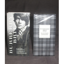 Brit For Men Burberry Eau De Toilette Masculino 100 Ml
