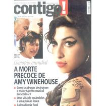 Amy Winehouse - Revista Contigo!- Edição 07/2011