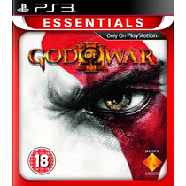 God Of War 3 Iii Português - Ps3 Gow3 Original Lacrado
