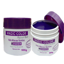Magic Color Power Desamarelador Hidro Máscara Nutritiva 500g