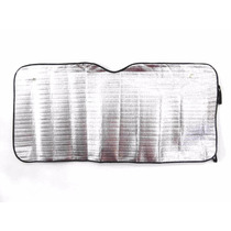 Protetor Solar Tapa Sol Para Carro Papel Laminado Aluminio