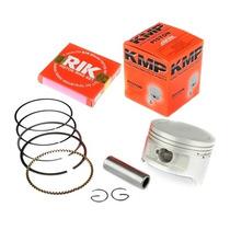 Pistão Kit C/ Anéis Honda Nx 400 Kmp/rik 0,50 Mm