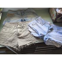 Kit 3 Shorts Tamanho 34.(2 Myth E 1 Get Jeans )