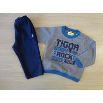 Conjunto Tigor T Tigre Original Baby Azul