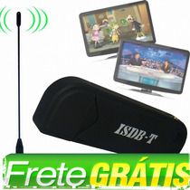 Receptor De Tv Digital Usb Pc Notebook +controle+antena+cd