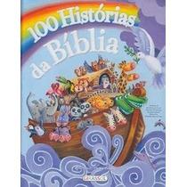 Livro - 100 Histórias Da Bíblia
