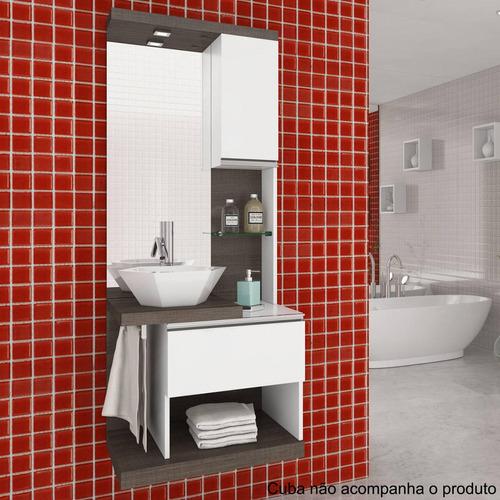 Gabinete para Banheiro celtaespore  Preços no Buscapé -> Cuba Para Banheiro Buscape