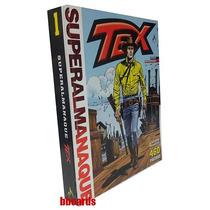 Revista Superalmanaque Tex Edição 1 Encadernada Nova