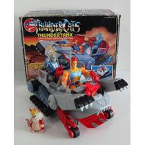 Thundercats Anos 80 - Thundertank - Lion-o - Panthro Ljn