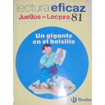 Un Gigante En El Bolsillo- Juegos De Lectura 81- Lectura Efi