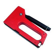 Grampeador De Tapeceiro Grapos 4 A 8mm Artesanato Tela Hobby