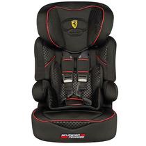Cadeira Auto Carro Infantil Bebe Ferrari Pretro 9-36 Kg
