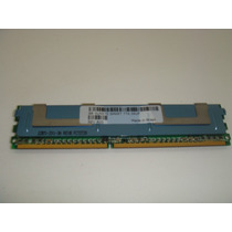 Memória 1gb 2rx8 Pc2-5300f-555-11-b1 Ibm, Hp, Dell 1950
