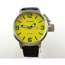Relogio Parnis Russian Military - Automatic - Seagull 2551