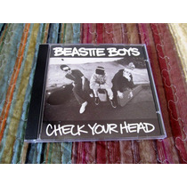 Beastie Boys - Check Your Head - Importado - Exc Estado
