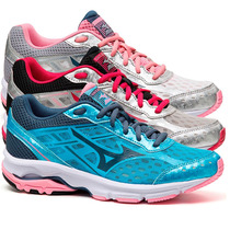 Tenis Mizuno Wave Advance Original + N.fis De R$299,90 Por: