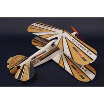 Aeromodelo Pitts Em Epp-cf Com Motor Brushless Outrunner