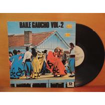Lp Disco Vinil Baile Gaúcho Volume 2 1991
