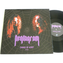 Pentagram Change Of Heart Lp Trouble Black Sabbath Graveyard